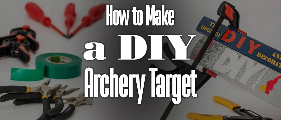 How to Make a DIY Archery Target