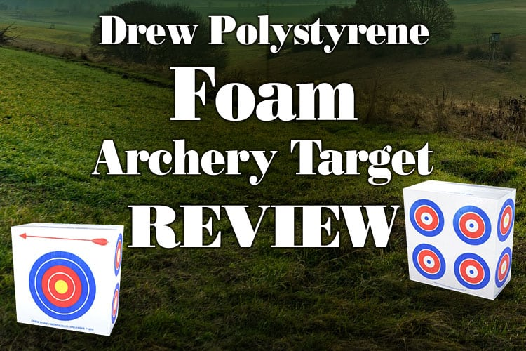 Drew Polystyrene Foam Archery Target Review