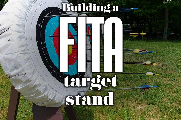 Building A FITA Target Stand